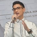 Afgan di Konferensi Pers 'An Evening Showcase with Afgan & Raisa'