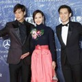 Lee Min Ho, Tang Yan, Zhong Hanliang Hadir Wakili Film 'The Bounty Hunter'