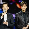 Zhong Hanliang dan Lee Min Ho di Beijing International Film Festival 2016