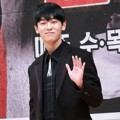 L.Joe Teen Top Hadir di Jumpa Pers Drama 'Entertainer'