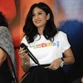 Dian Sastro di Press Screening Film 'Ada Apa dengan Cinta 2'