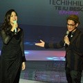 Raisa dan Afgan Duet di SCTV Music Awards 2016