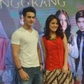 Ravi Bhatia dan Marsha Aruan di Mini Press Conference 'Roro Jonggrang'
