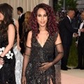 Kerry Washington Kenakan Gaun Rancangan Marc Jacobs