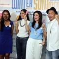 Keseruan Acara 'Winter Meets Summers Festival'