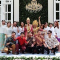 Akad Nikah Digelar Outdoor di Museum Bank Indonesia