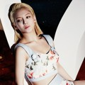 Hyoyeon Girls' Generation di Teaser Album Lion Heart