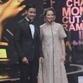 Chico Jericho dan Chelsea Islan di Indonesia Movie Actors Awards 2016