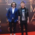 Jeremy Thomas dan Axel Matthew Thomas di Indonesia Movie Actors Awards 2016