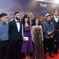 Pemain Film 'Jingga' di Indonesia Movie Actors Awards 2016