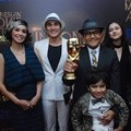 Pemain dan Sutradara Film 'Toba Dreams' di Indonesia Movie Actors Awards 2016