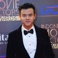 Dion Wiyoko di Indonesia Movie Actors Awards 2016
