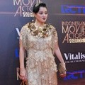 Marcella Zalianty di Indonesia Movie Actors Awards 2016