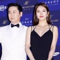 Shin Dong Yup dan Suzy miss A di Red Carpet Baeksang Art Awards 2016