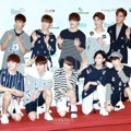 Seventeen di Red Carpet Dream Concert 2016