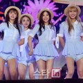 Oh My Girl Saat Tampil di Dream Concert 2016