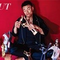 Park Jin Young di Majalah High Cut Vol.172