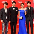 Chun Jung Myung, Ha Ji Won dan Bolin Chen di Shanghai International Film Festival 2016