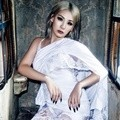 CL 2NE1 di Majalah Dazed and Confused Edisi April 2016