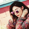 Tiffany Girls' Generation di Majalah Singles Edisi Mei 2016