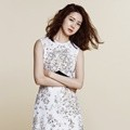 Lee Yo Won di Majalah InStyle Edisi April 2016