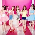 Fiestar Photoshoot Single 'Apple Pie'