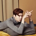 Lee Jong Suk di Majalah High Cut Vol. 166