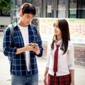 Akting Kim So Hyun dan Taecyeon 2PM di Drama 'Let's Fight Ghost'