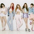 EXID Photoshoot Album 'Street'