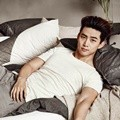 Taecyeon 2PM di Majalah Allure Edisi April 2016