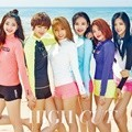Twice di Majalah High Cut Vol. 173