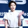 Shim Eun Kyung di VIP Premiere Film 'Train to Busan'