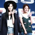 Yezi dan Jei Fiestar di VIP Premiere Film 'Train to Busan'
