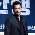David McInnis di VIP Premiere Film 'Train to Busan'