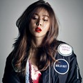 Uee After School di Majalah Elle Edisi Januari 2016