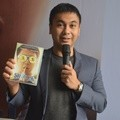 Raditya Dika di Peluncuran DVD Film 'Single'