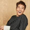 Kim Rae Won di Majalah High Cut Vol. 179