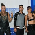 DNCE di Red Carpet MTV Video Music Awards 2016