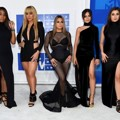 Fifth Harmony di Red Carpet MTV Video Music Awards 2016