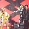 Britney Spears dan G-Eazy Tampil di MTV Video Music Awards 2016