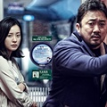 Adegan Jung Yu Mi dan Ma Dong Seok di Film 'Train to Busan'