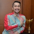 Irfan Hakim di Konferensi Pers 'The 19th Panasonic Gobel Awards'
