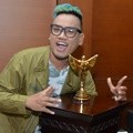 Uya Kuya di Konferensi Pers 'The 19th Panasonic Gobel Awards'