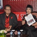 Tamara Geraldine Launching Buku 'Indo'5 Twenty Super Stories'