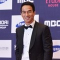 Joe Taslim Hadiri APAN Star Awards 2016