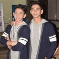 Rizki Ridho di Acara Peluncuran DVD 'D'Acadamy Hits Collection'