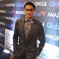 Afgan Hadiri HUT Global TV 'Amazing 14'