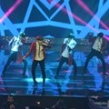Penampilan B.I.G di HUT Global TV 'Amazing 14'