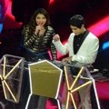 Nadira Adnan dan Al Ghazali di HUT Global TV 'Amazing 14'