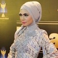 Indah Nevertari di Malam Puncak Panasonic Gobel Awards 2016
